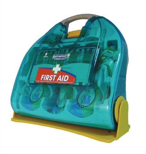 Wallace Cameron Adulto Premier 10 Person First Aid Dispenser