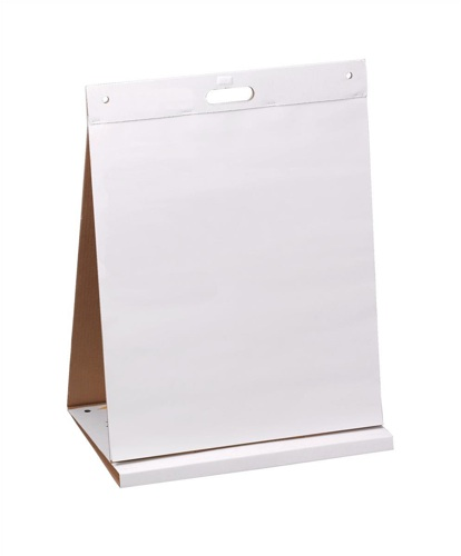 3M Post-It Table Top Easel Pad [Pack of 6]