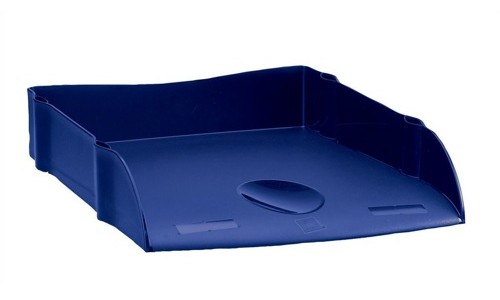 Avery Desktop Letter Tray Blue