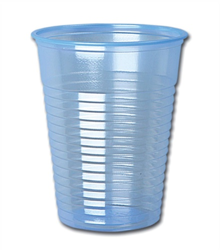 Water Cups 20cl Blue [Pack of 1000]
