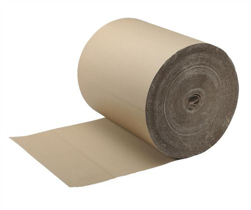 Corrugated Paper Roll 900mmx75m Brown