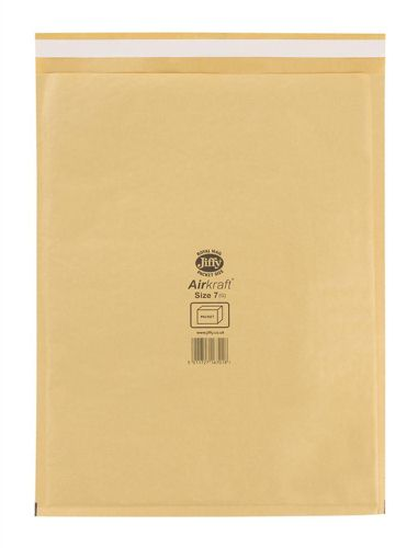 Jiffy Airkraft Gold 340x445mm [Pack of 50]