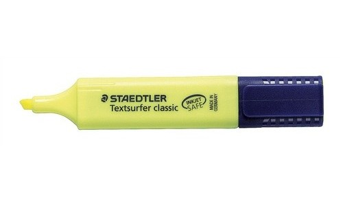 Staedtler Textsurfer Class Highlighters Yellow [Pack 10]