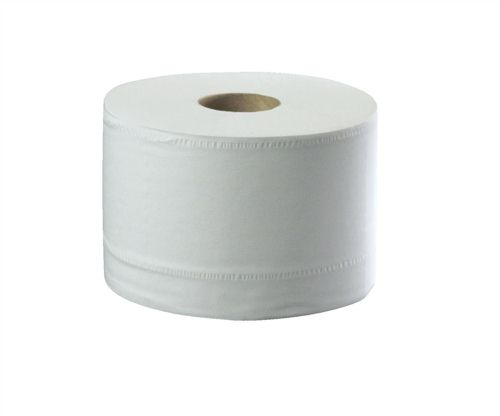 Tork SmartOne Toilet Rolls White 2-Ply [Pack of 6x1150 Sheets]